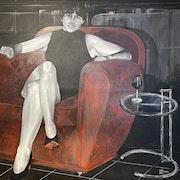 Sa petite robe noire. Alain Rouschmeyer