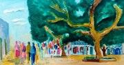 L'olivier. Dar El Amen Galerie d'art