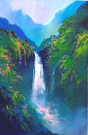 Magic Falls. Leung Gallery