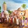 Medina. Dar El Amen Galerie d'art