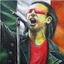Bono. Marc Haumont