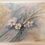 Branches fleuries. Christiane Gilbert