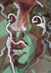 Damien Portrait.
