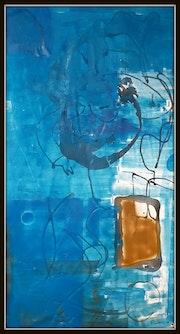 «L'home I la maleta». Joan Pascuti