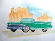 Cadillac del 59. Jorge Garcia