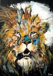 Lion. Sioban