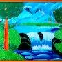 Les merveilles de la nature. Joseph Nguentaridi