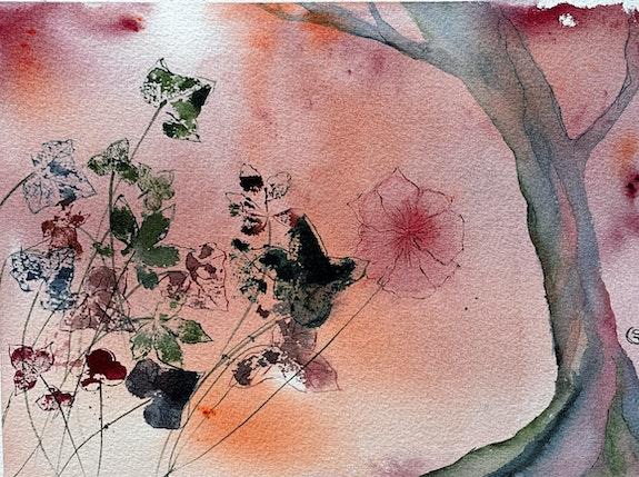 Dans la Forêt. Aline Demarais Aline Demarais - Aquarelles