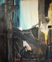 Au-delà / Beyond. Michèle Guillot