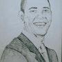 Obama. Charles Edwards