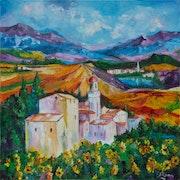 Les tournesols de Provence.