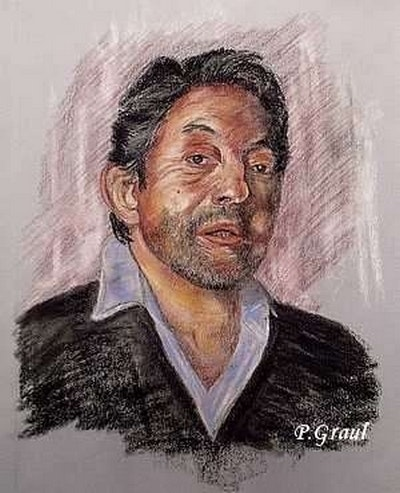 Serge Gainsbourg. Pascal Graul Pascal Graul