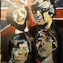 The Beatles. Volker Van Uffelt