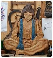 Méditation. Nolwenn Depin