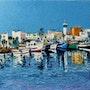Puerto de Mahdia. Dar El Amen Galerie d'art