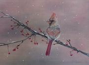 Le cardinal rouge. Patricia De Chadois