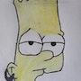 Bart Simpson. Baloban Nadège