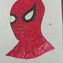 Spider-Man. Baloban Nadège