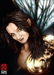 Portrait d'une fée inconnue II.