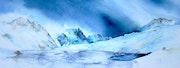 Frozen lake. Sophie Lietar