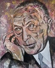 Konrad Adenauer, 1. Bundeskanzler der. Bundesrepublik Deutschland.