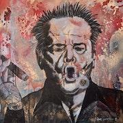 Jack Nicholson, US-amerikanischer Schauspieler, Regisseur und Produzent.