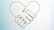 Main dans la main. Edeudeu