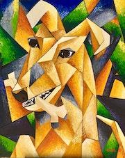Le chien. Arvin Philippe