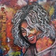 Tina Turner, us- amerikanische Sängerin und Schauspielerin.