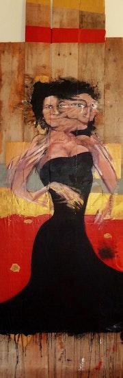 La danseuse.