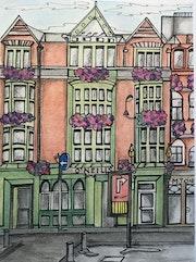 Dublin Inner City….