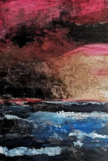 Mar revolto. Maria Corte Real