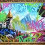 Vandalism. Ches Graffiti Designs