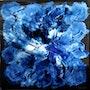 Blue. Sylvie Leandre