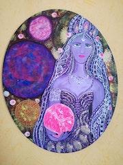 Reine des planetes. Iri Moro