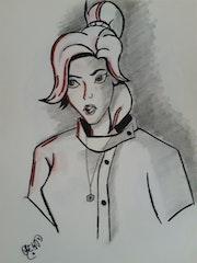 Anastasia. Aurelia Mahe
