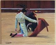 Pase de rodillas. Manuel Torres Caparros