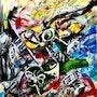 Miraculous brightness No. 1.2020. Rì Galerie 日空間