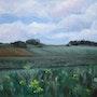 «La Prairie en Fleur». Marie-Jeanne Cavin
