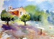 Une Chapelle dans Le Vaucluse.