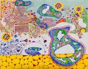 Paysage Et Impressions II. Ghada Chamma