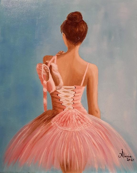 Danseur. Alicia Alicia Cáceres
