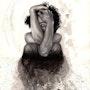 Envuelto en su propia locura. Valeria Art