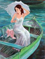 Promenade en barque.