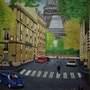 Paris au printemps. Bruno D'allongeville