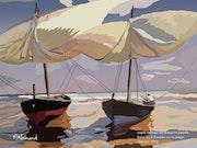 2021-04-04 Barques. Michel Normand