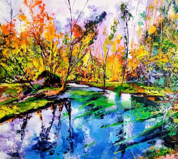 «Landscape 2021». Chen Xi XI Chen