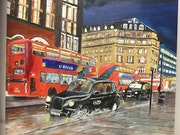 London early evening. James Coyne