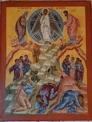 La transfiguration. Sandrine Millet