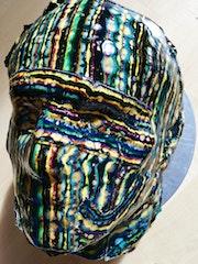 Reprobation Mask 2. Straiph Wilson